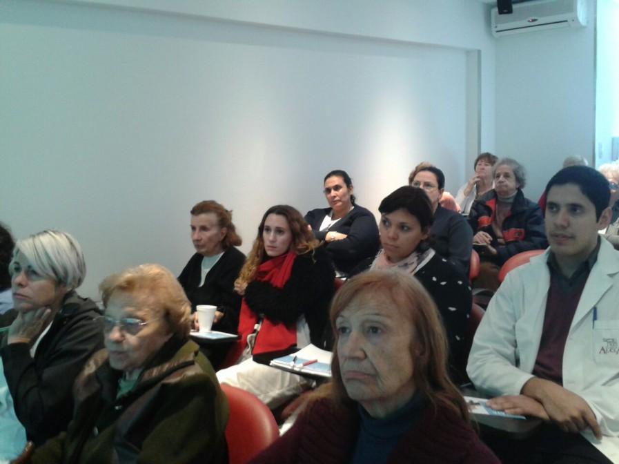 II Charla Encuentro Saludables 2015